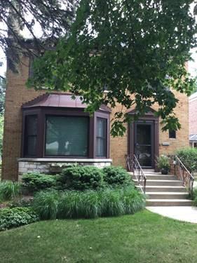 6107 N Legett, Chicago, IL 60646