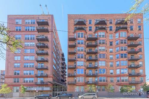 500 S Clinton Unit 416, Chicago, IL 60607