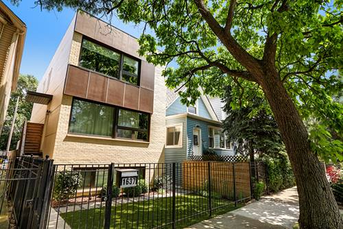 1637 N Whipple, Chicago, IL 60647