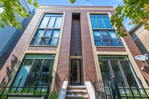 2228 W Belden Unit 1E, Chicago, IL 60647 Bucktown