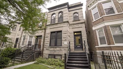 1513 W Addison Unit 2, Chicago, IL 60613 Lakeview