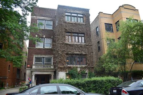 531 W Roscoe Unit 3, Chicago, IL 60657 Lakeview