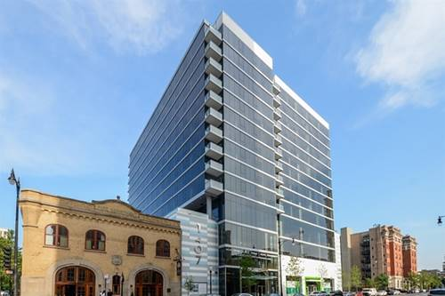 1407 S Michigan Unit 808, Chicago, IL 60605 South Loop