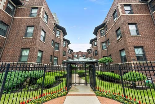 535 W Addison Unit 2E, Chicago, IL 60613 Lakeview