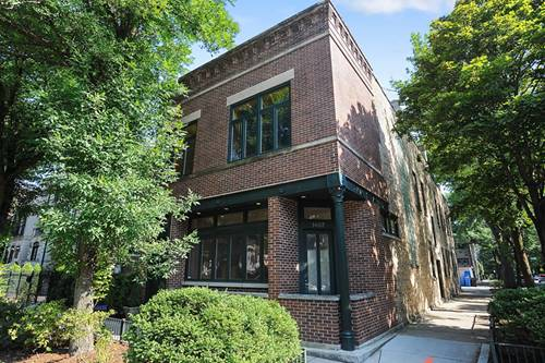 1457 W Wolfram, Chicago, IL 60657 Lakeview