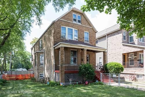 4420 N Kilbourn, Chicago, IL 60630