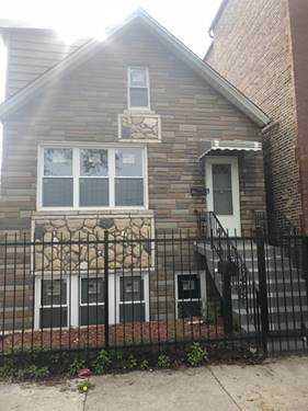 3302 S Hamilton Unit 2, Chicago, IL 60608