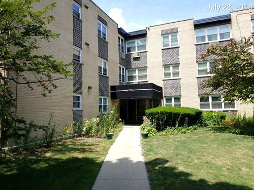 1728 W Farwell Unit 204, Chicago, IL 60626 Rogers Park