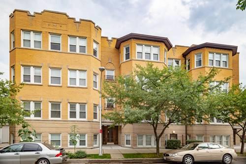 2831 N Woodard Unit 3N, Chicago, IL 60618