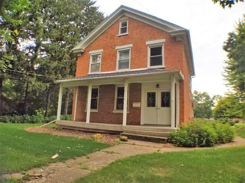 419 S Mckendrie, Mount Morris, IL 61054