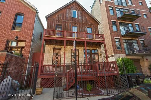 2854 N Orchard, Chicago, IL 60657 Lakeview