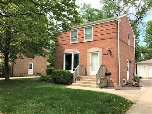 812 Newberry, La Grange Park, IL 60526