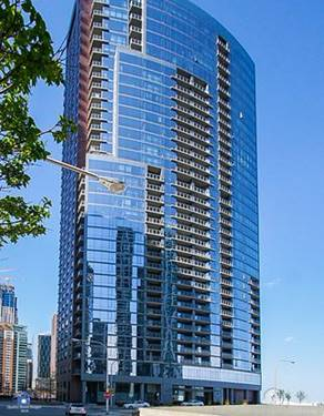 450 E Waterside Unit 1203, Chicago, IL 60601 New Eastside