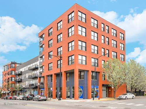 1601 S Halsted Unit 501, Chicago, IL 60608