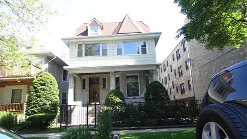 1228 W Farwell Unit 1ST, Chicago, IL 60626