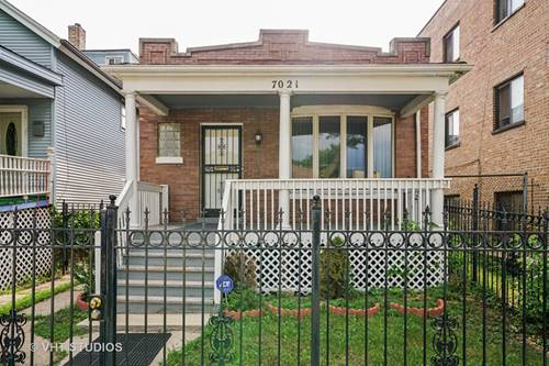 7021 S East End, Chicago, IL 60649