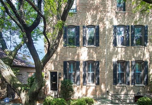 1408 W Belden Unit 1R, Chicago, IL 60614 West Lincoln Park