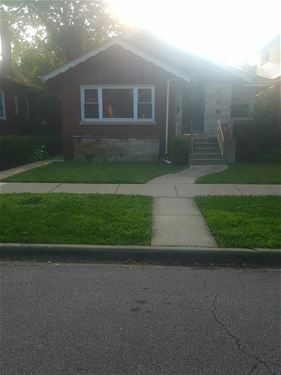9529 S Hamilton, Chicago, IL 60643