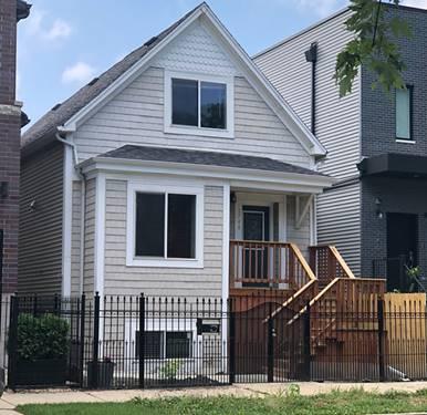 1740 N Troy, Chicago, IL 60647
