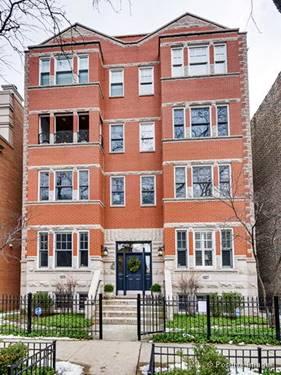 1827 N Mohawk Unit 2S, Chicago, IL 60614
