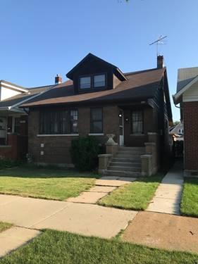 4930 W Warwick, Chicago, IL 60641