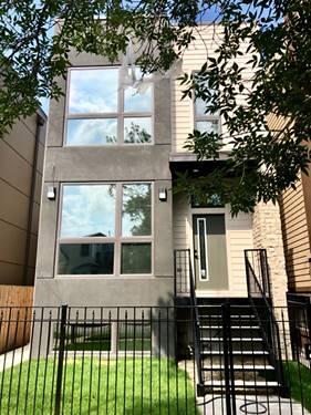 2914 N Washtenaw, Chicago, IL 60618 West Lakeview