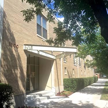 1100 W Cornelia Unit 117, Chicago, IL 60657 Lakeview