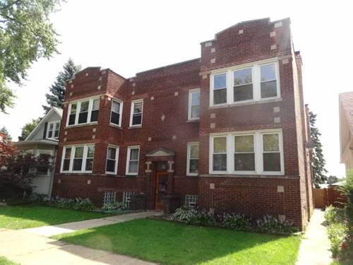 5217 W Cuyler Unit 2W, Chicago, IL 60641