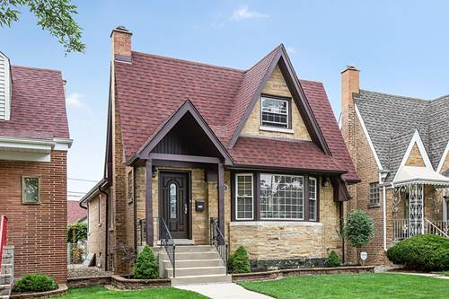 3238 N Nordica, Chicago, IL 60634