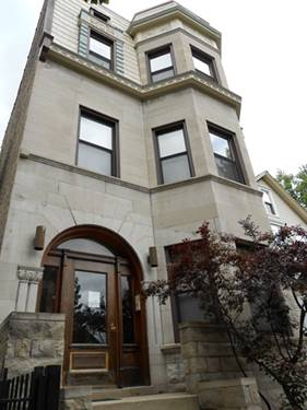 3017 N Seminary Unit 1, Chicago, IL 60657 Lakeview
