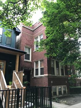 3728 N Marshfield Unit 1, Chicago, IL 60613 Lakeview