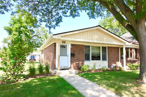 210 Jefferson, Wood Dale, IL 60191