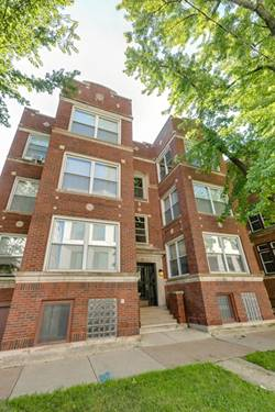 5511 S University Unit 3, Chicago, IL 60637