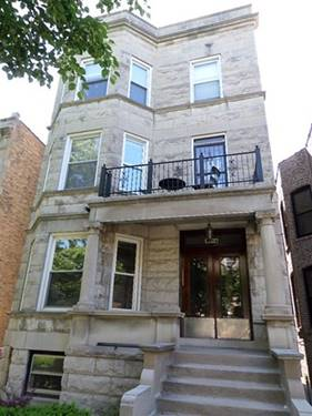 3716 N Magnolia Unit 3, Chicago, IL 60613 Lakeview