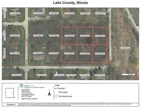 12540 W Safford, Lake Bluff, IL 60044
