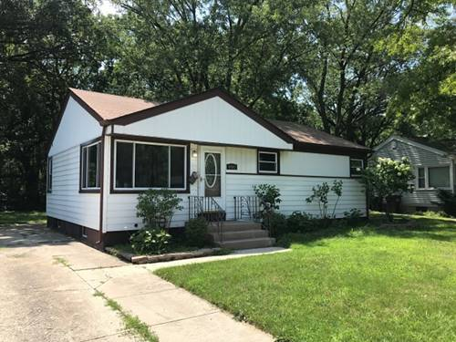 6401 Willow, Tinley Park, IL 60477