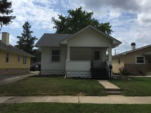 1517 Waverly, Joliet, IL 60435