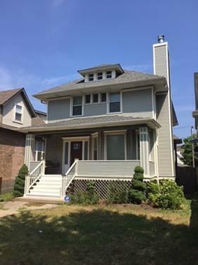 4944 W Cullom, Chicago, IL 60641