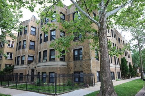 6447 N Claremont Unit 2, Chicago, IL 60645