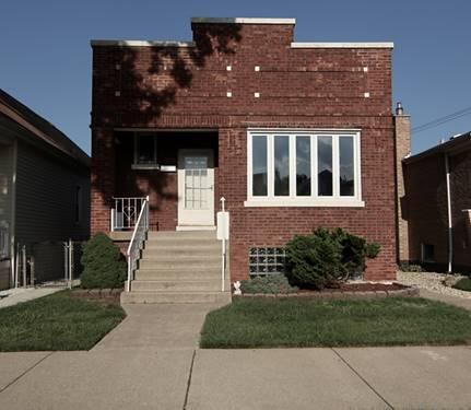 5225 S Lockwood, Chicago, IL 60638