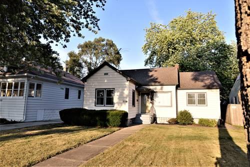 518 N Reed, Joliet, IL 60435