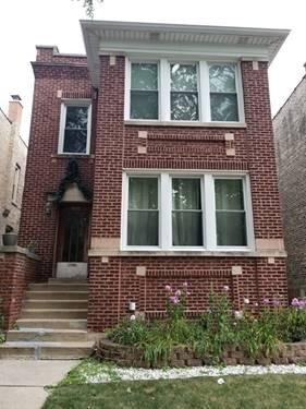 3837 N Spaulding, Chicago, IL 60618