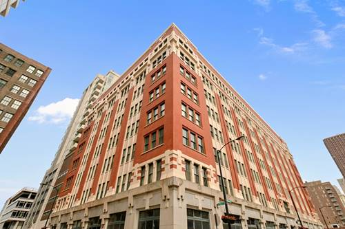 732 S Financial Unit 201, Chicago, IL 60605 South Loop