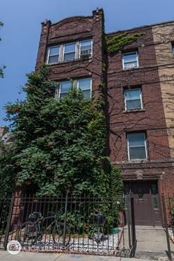 1122 W Addison Unit 3, Chicago, IL 60613 Lakeview