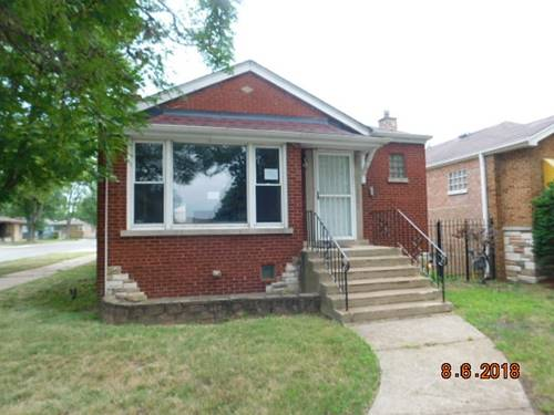 12501 S Eggleston, Chicago, IL 60628