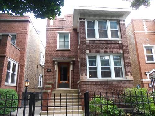 4721 N Washtenaw Unit 1, Chicago, IL 60625 Lincoln Square