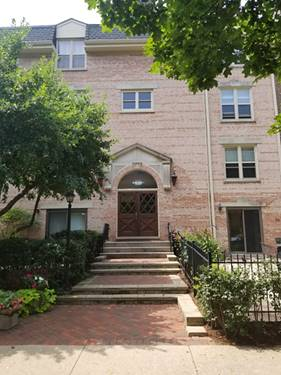 870 Forest Unit A, Evanston, IL 60202