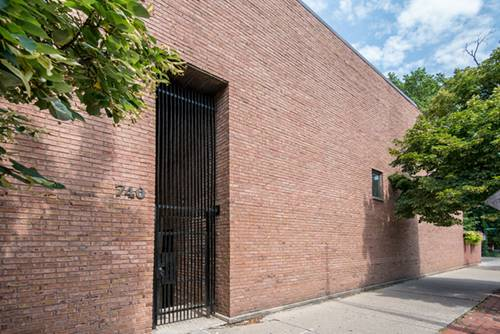 740 W Webster Unit E, Chicago, IL 60614 Lincoln Park