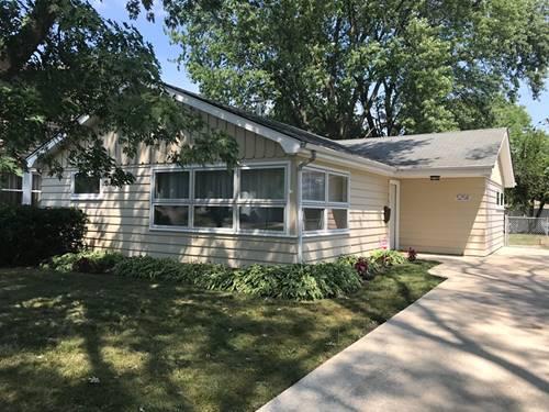5258 W 91st, Oak Lawn, IL 60453
