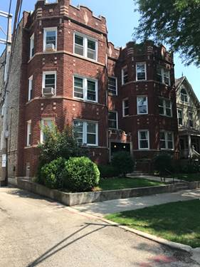 1458 W Berteau Unit 1W, Chicago, IL 60613 Uptown